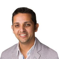 Vishal Sharma - Headshot