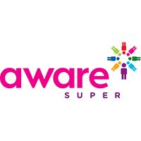 Aware Super - Logo