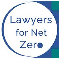 Lawyers for Net Zero - Logo
