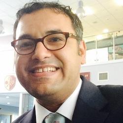Ajaz Ahmed - Headshot