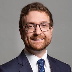 Alexander Stafford MP - Headshot