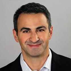 Hossein Nowbar - Headshot