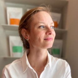 Maria Van Der Heider - Headshot