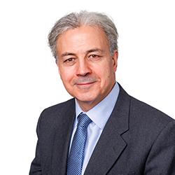 Saker Nusseibeh, CBE - Headshot