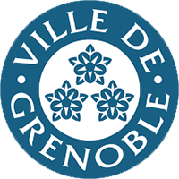 city_of_grenoble's Logo