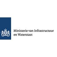 ministerie_van_infrastructuur_en_waterstaat's Logo