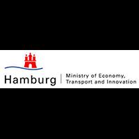 Ministry of Economy, Transport and Innovation Hamburg - Logo