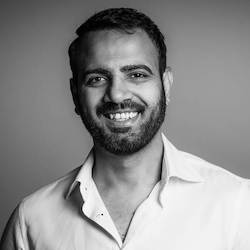 Avinash Rugoobur - Headshot