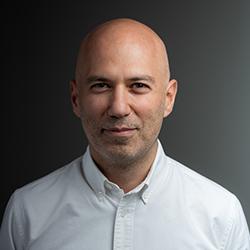 Denis Sverdlov - Headshot