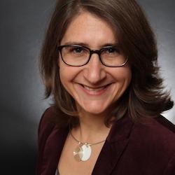 Dr Tina Wagner - Headshot