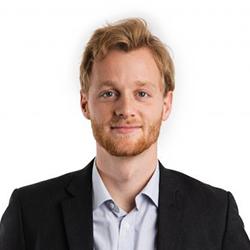 Giel Mertens - Headshot