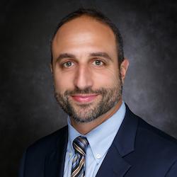 Dr. Joshua Schank - Headshot