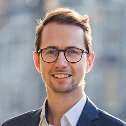 Mathijs Voorend - Headshot