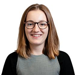 Sarah Butler MSc - Headshot