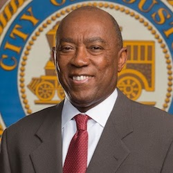 Sylvester Turner - Headshot
