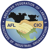 AFL CIO - Logo