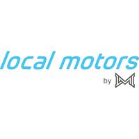 LM Industries + Local Motors - Logo