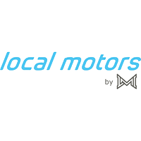 LM Industries + Local Motors - Logo