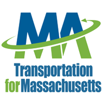 Transportation For Massachusetts - Logo