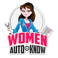 Women Auto Know - Logo