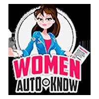 Women Auto Know - Logo