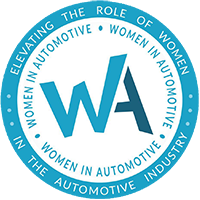 Women In Automotive - Logo