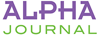 ALPHA JOURNAL Logo