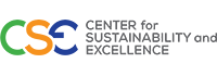 The Center for Sustainability and Excellence (CSE) Logo