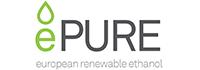 ePURE, the European renewable ethanol association Logo