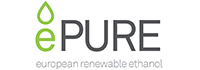 ePURE, the European renewable ethanol association Logo