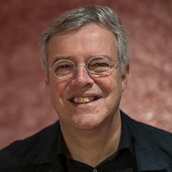 Alain Visser - Headshot
