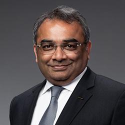 Ashwani Gupta - Headshot