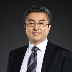 Dr. Brian GU - Headshot