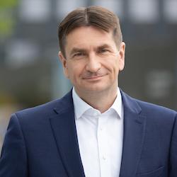 Darius Maikštėnas - Headshot