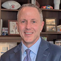 David W. Hult - Headshot