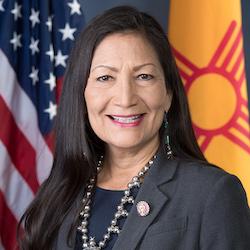 U.S. Representative Deb Haaland - Headshot