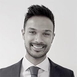 Deepesh Patel - Headshot