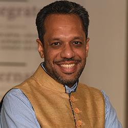 Dr. Arunabha Ghosh - Headshot
