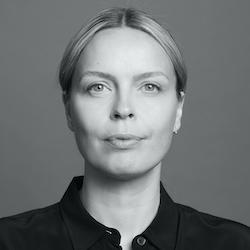 Fredrika Klarén - Headshot