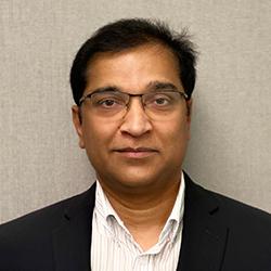 Ganesh V. Iyer - Headshot