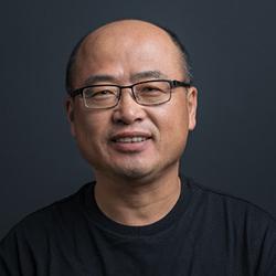 Dr. HP JIN - Headshot