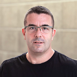 Ian Podkamien - Headshot