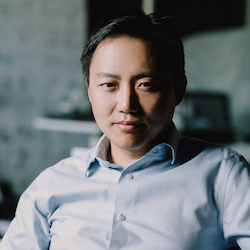 Jiajun Zhu - Headshot