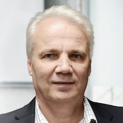 Jussi Heikkinen - Headshot