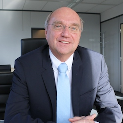 Klaus-Dieter Borchardt - Headshot