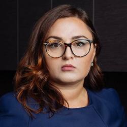 Mariam Almaszade - Headshot