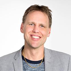 Niklas Florén - Headshot