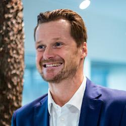 Patrik Björler - Headshot
