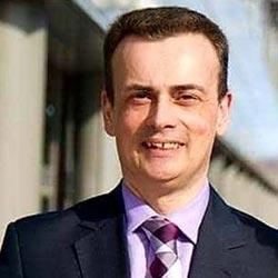 Professor Peter Strachan - Headshot