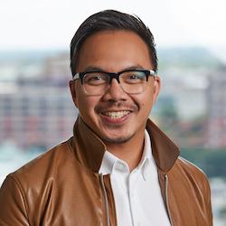 Rizal Hamdallah - Headshot